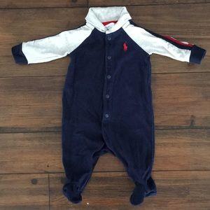 Ralph Lauren Baby Coverall